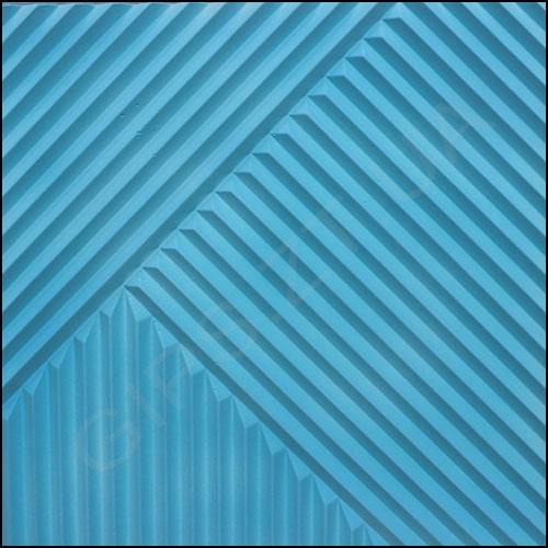 Гипсовая 3D панель (3Д Плитка) • Топ-Лайн • в отделке краской от производителя