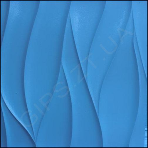 гипсовые 3д панели (3Д ПЛИТКА ) 3Д ПАНЕЛЬ из гипса НЕЖНОСТЬ (1)