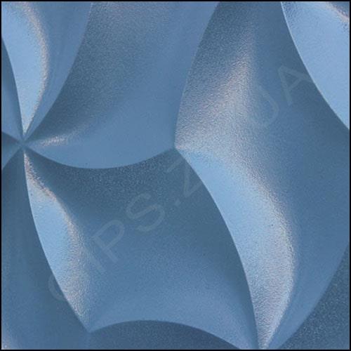 гипсовые 3д панели (3Д ПЛИТКА ) 3Д ПАНЕЛЬ из гипса оригами, плитка гипсовая