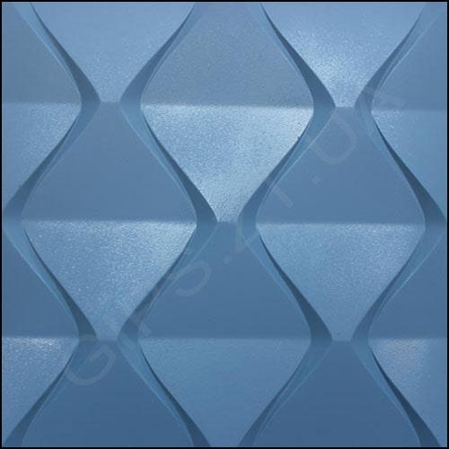 гипсовые 3д панели (3Д ПЛИТКА ) 3Д ПАНЕЛЬ из гипса ПИРАМИДКА