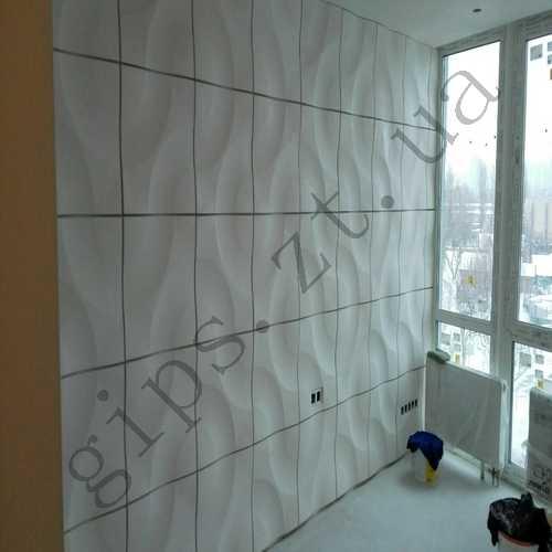 декоративная 3д панель гипсовая 3д панель ЯДРА от производителя заказать 3д плитку можно у нас, по низкой цене. Купить ядра 3d