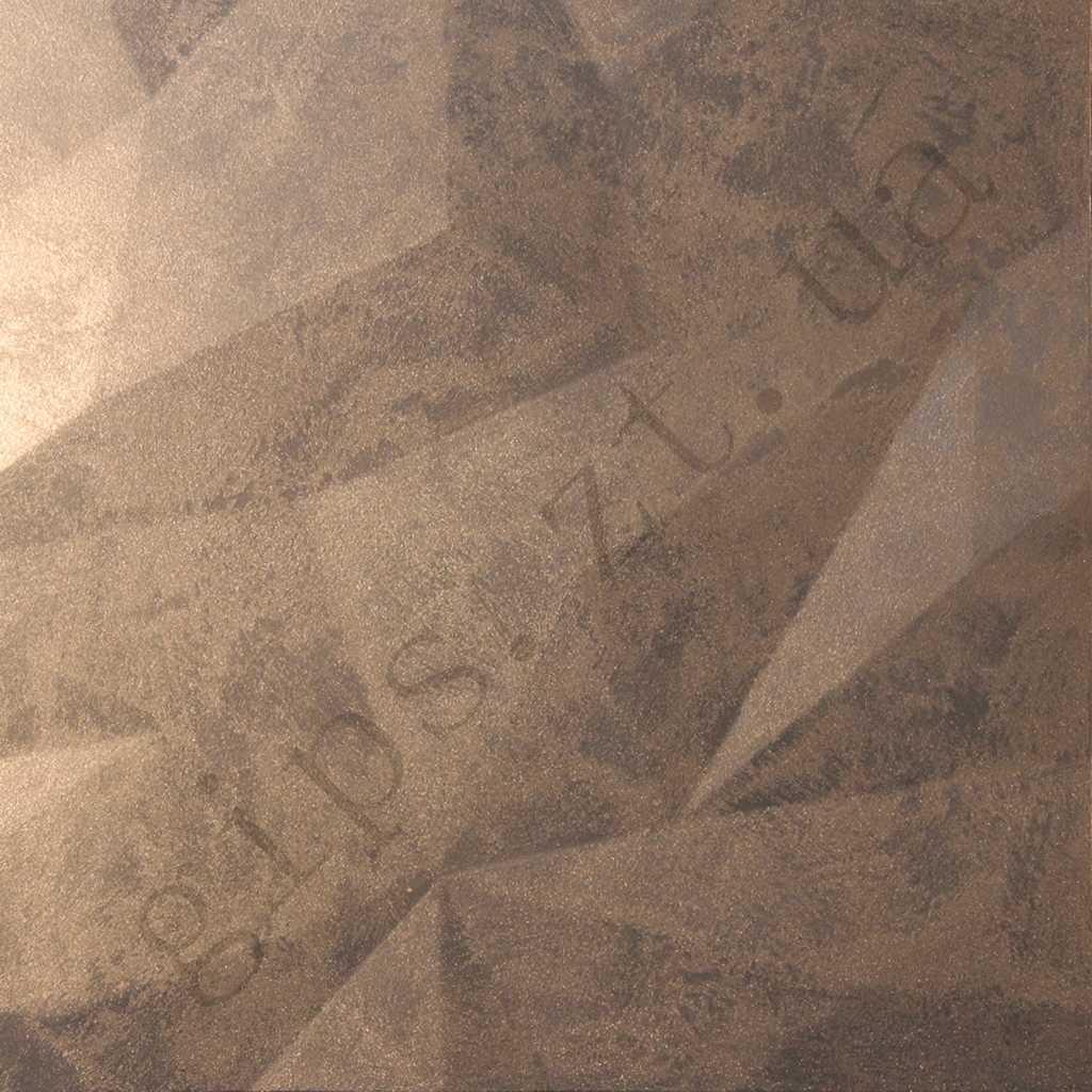 гипсовая-3д-панель-Кристаллы,в-отделке-декоративной-штукатуркой